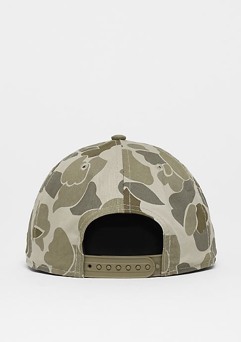 New Era 9FIFTY NBA Chicago Bulls Camo steel clouds/black