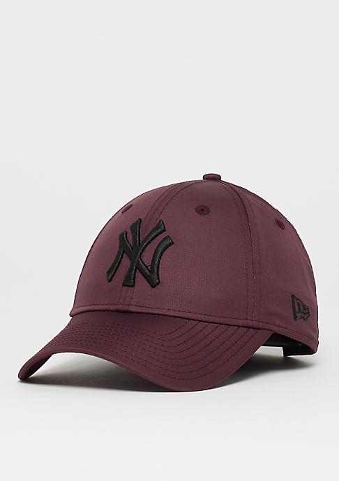 New Era 9Forty MLB New York Yankees Ripstop maronn/black