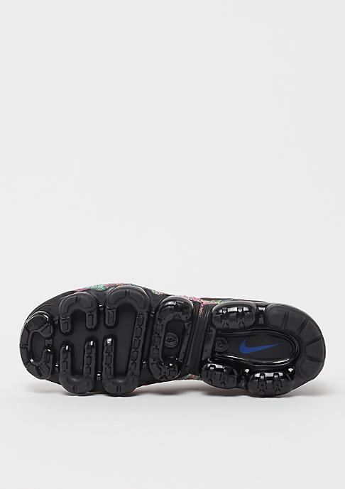 NIKE Running VaporMax Flyknit 2 black/black/racer pink/racer blue