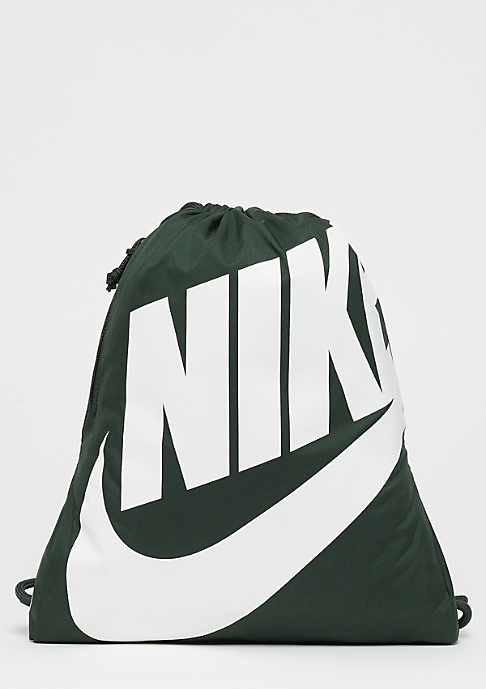 NIKE Heritage outdoor green/outdoor green/pale ivory