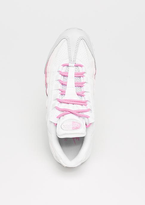 NIKE Air Max 95 essential white/psychic pink/pure platinum