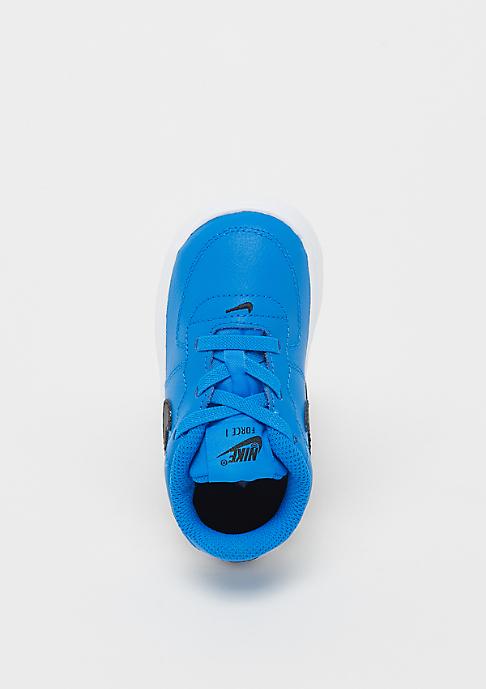NIKE Force 1 18 (TD) photo blue/black