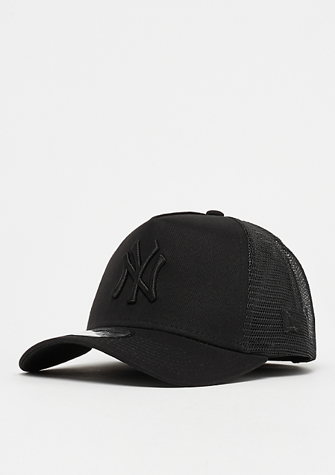 New Era A-Frame Trucker MLB New York Yankees black/black
