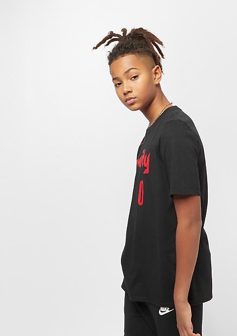 NIKE Junior NBA CE Portland Trail Blazers ES Damian Lillard black