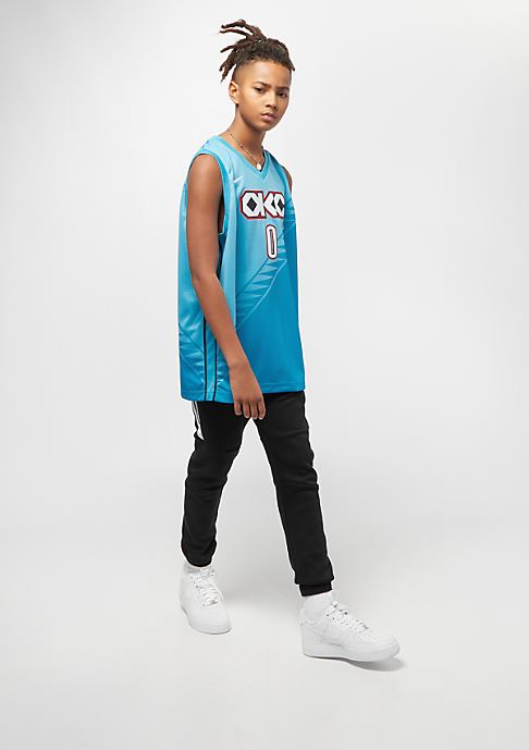 NIKE Junior NBA CE Oklahoma City Thunder Russell Westbrook teal