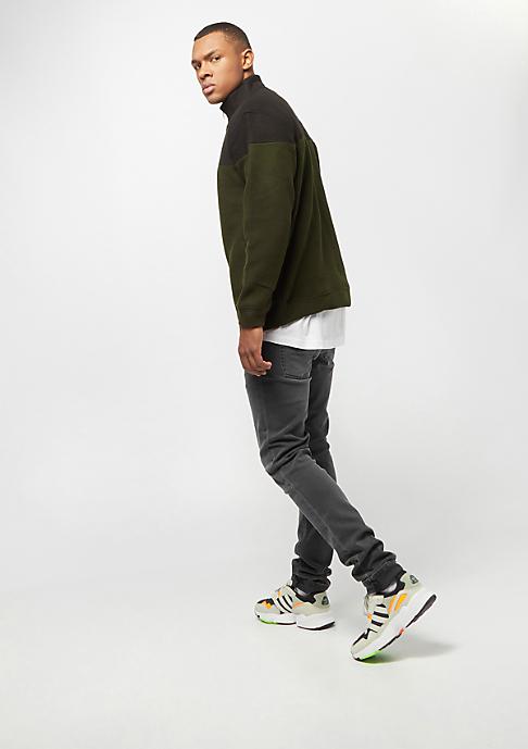 Urban Classics  Polar Fleece Jacket olive/black