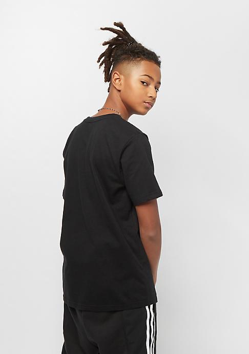 DC Junior VERTICAL ZONE SS 2 BOY black