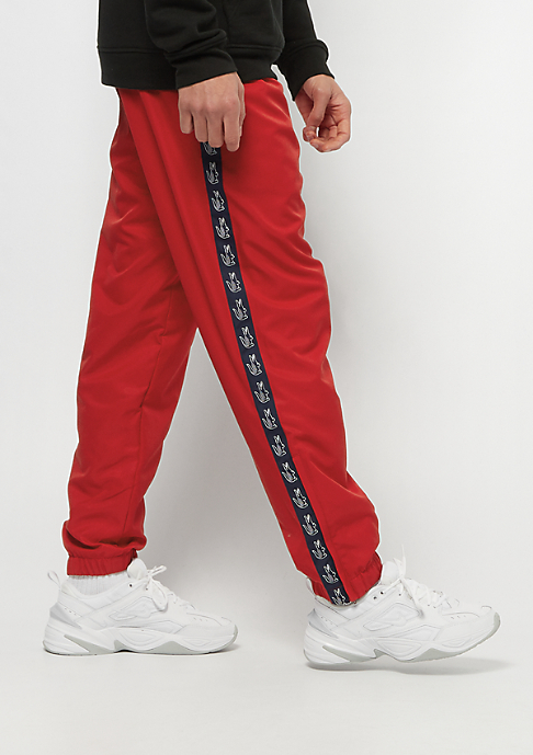 Lacoste Men Tracksuit Trousers red navy