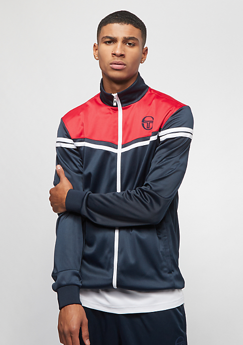 Sergio Tacchini Zone Tracksuit navy/red
