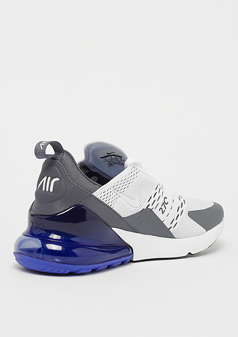 fabe41f63f1ef7 ... Men  cost charm aefce 1aab8 NIKE Air Max 270 white white persian violet  dark grey 2 bij ...