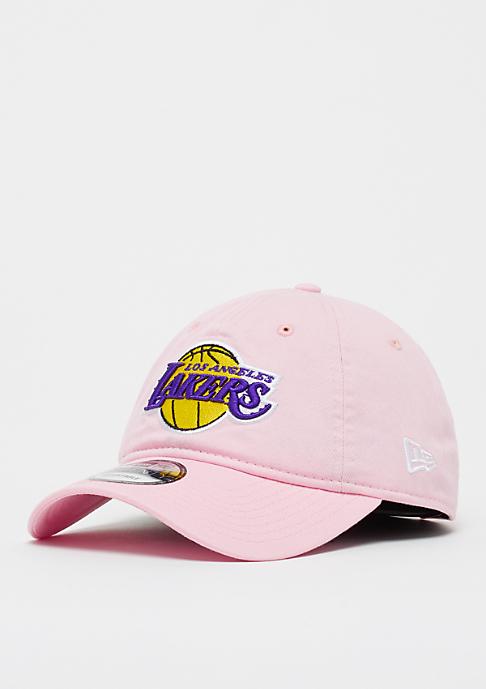 New Era 9Twenty Wmns NBA Los Angeles Lakers Pastel pink otc