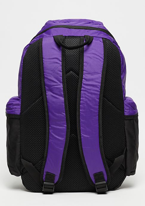 Urban Classics Backpack Colourblocking ultraviolet/black