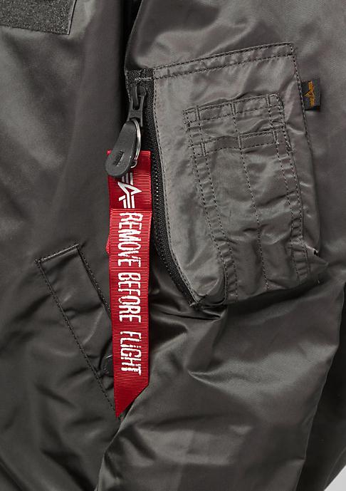 Alpha Industries MA-1 TT Custom greyblack