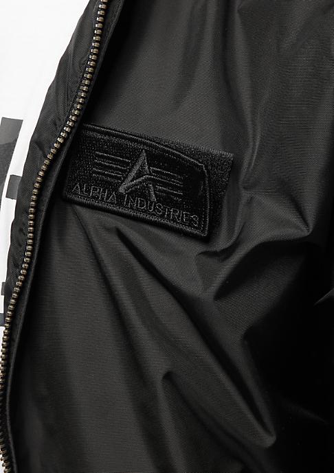 Alpha Industries MA-1 TT Hood black
