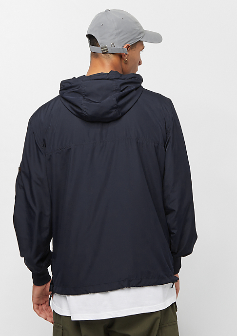 Alpha Industries Glider Anorak red/blue