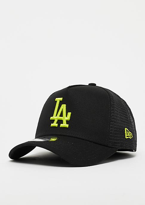 New Era 9Forty Trucker MLB Los Angeles Dodgers Essential black/cyber