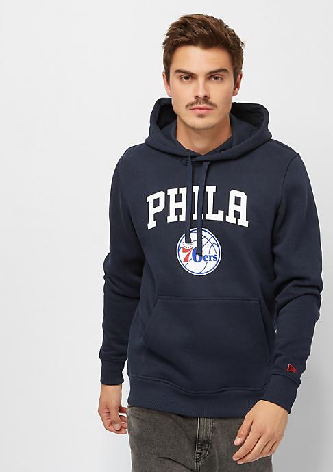 New Era NBA Team Logo Po Philadelphia 76ERS blue