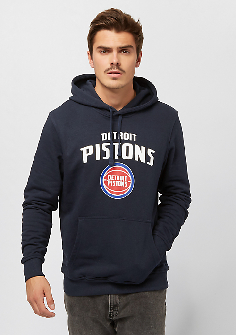 New Era NBA Team Logo Po Detroit Pistons blue