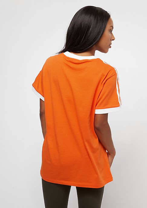 adidas 3 Stripes orange