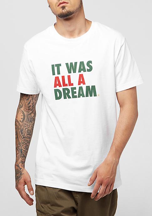 Mister Tee A Dream white