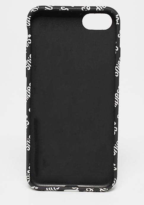 SNIPES AOP Case iPhone7 black/white