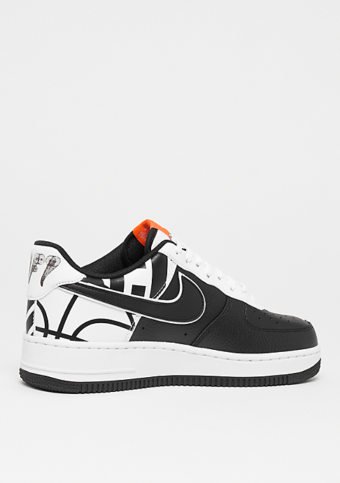 NIKE Air Force 1 07 LV8 black/black/white