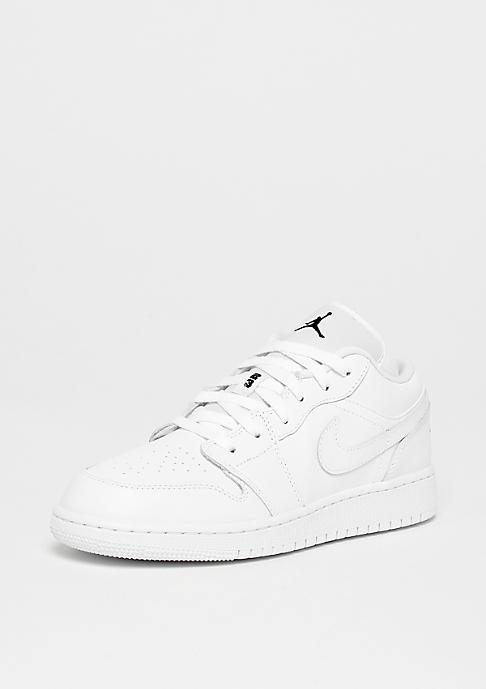 JORDAN Air Jordan 1 Low (BG) white/black