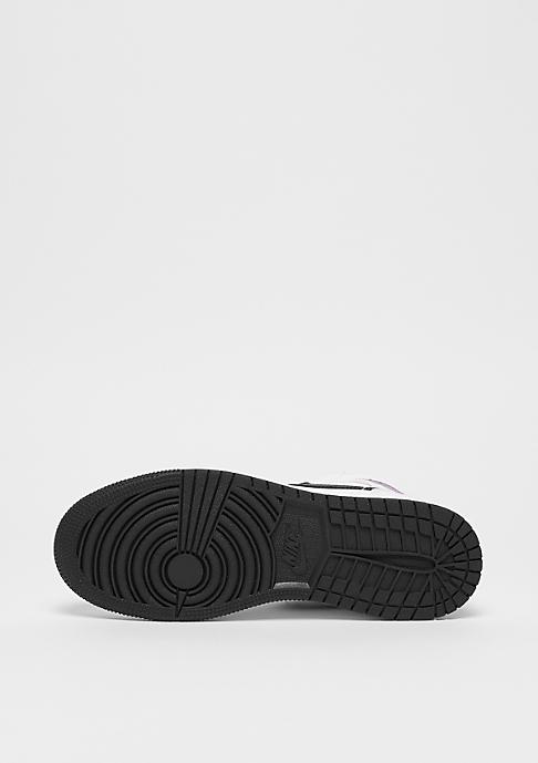 JORDAN Air Jordan 1 Mid (GG) white/fuchsia blast-black