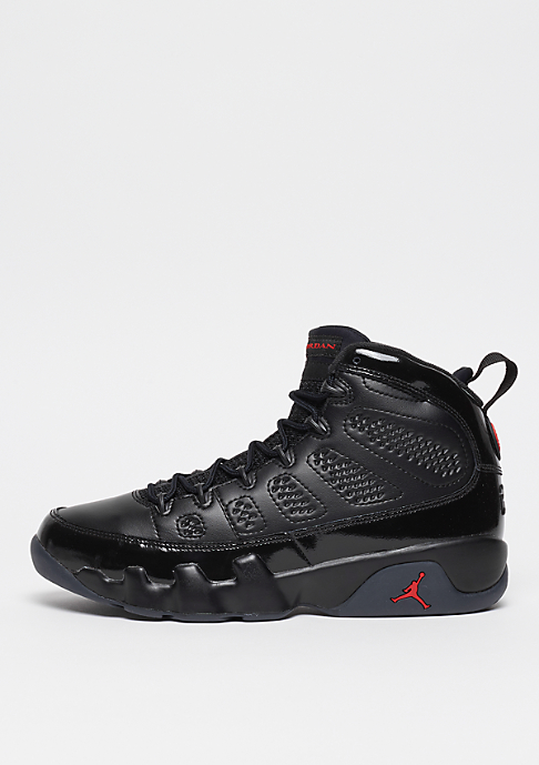 JORDAN Air Jordan 9 Retro black/university red/anthracite