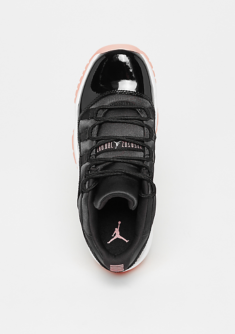 JORDAN Air Jordan 11 Retro Low (GG) black/bleached coral-white