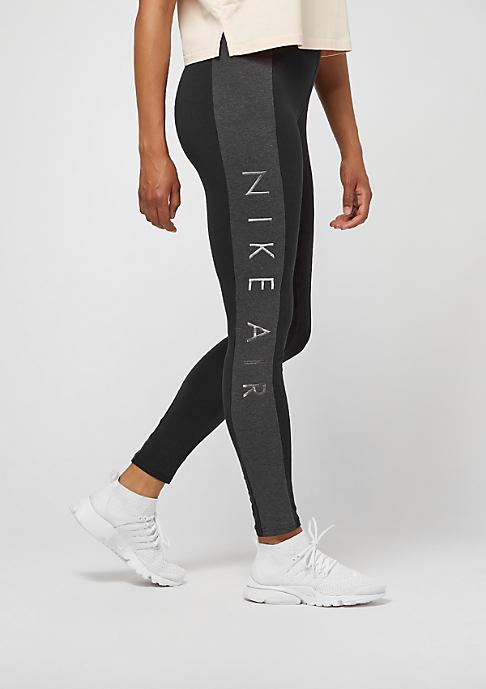 NIKE Air black/black heather
