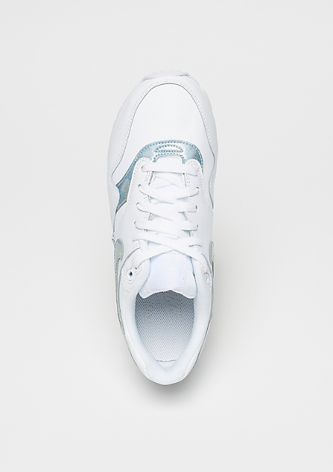 NIKE Air Max 1 (GS) white/royal tint-white