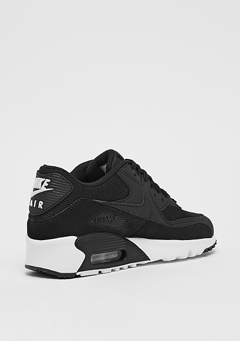 NIKE Air Max 90 Mesh (GS) black/black/white