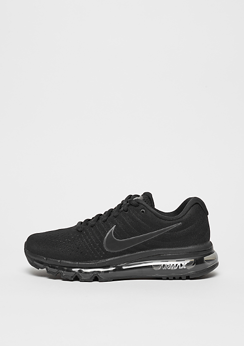 NIKE Running Air Max 2017 (GS) black/black/black