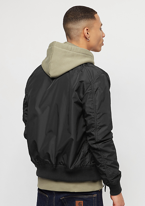 Alpha Industries Jacke MA-1 TT black
