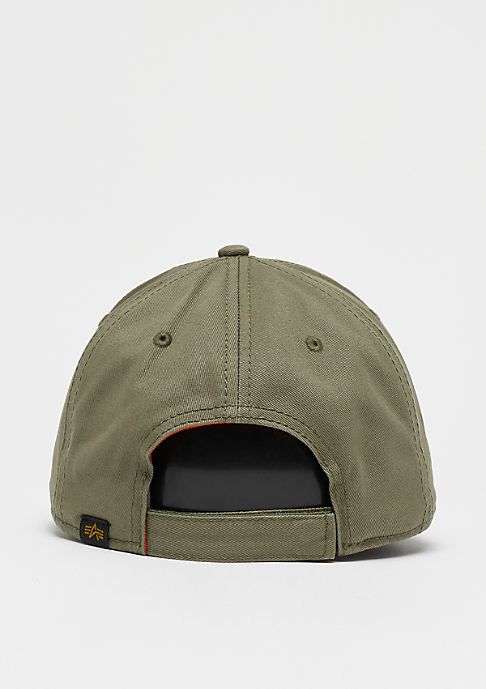 Alpha Industries Vlc II dark green