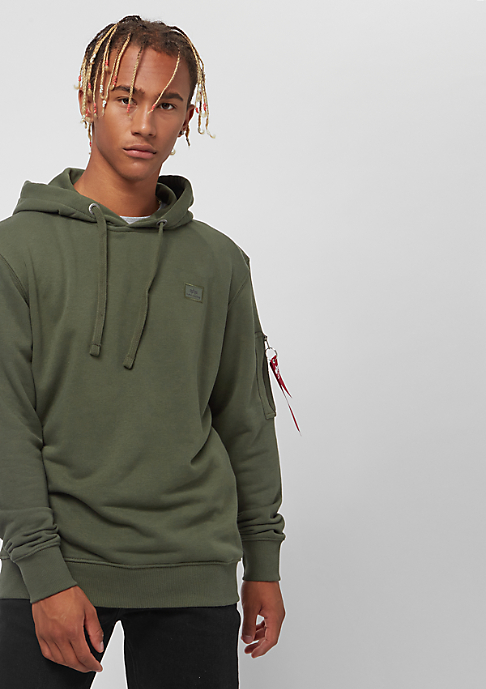 Alpha Industries X-Fit dark green