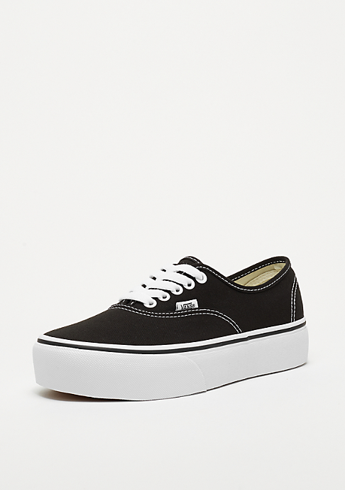 VANS UA Authentic Platform 2.0 black