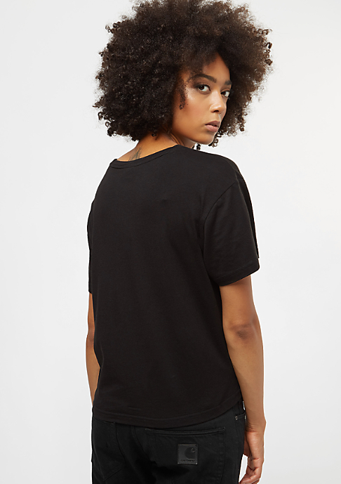 SNIPES Basic Chest Logo black