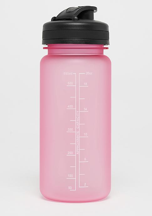 SNIPES Basic Logo Bottle pink
