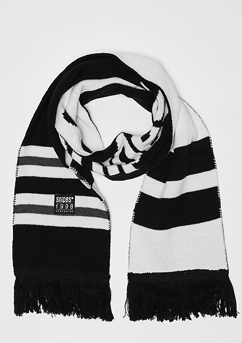 SNIPES Basic Logo Scarf black