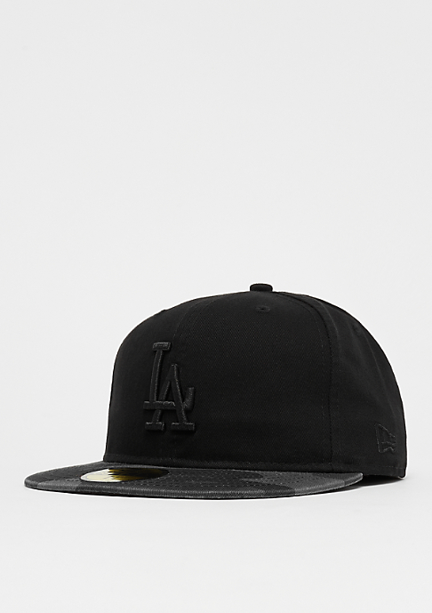 New Era 59Fifty MLB Los Angeles Dodgers Washed Camo black/camo/white