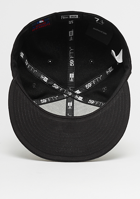 New Era 59Fifty MLB New York Yankees League black/cardinal