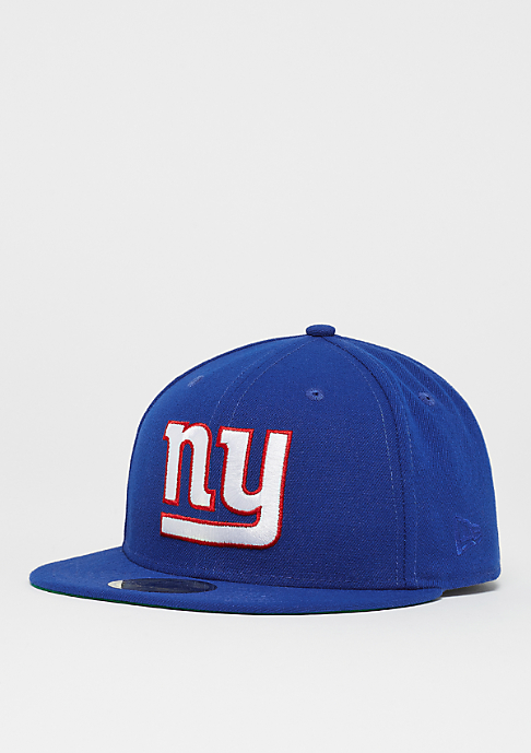 New Era 59Fifty NFL New York Giants Classis offical team colour