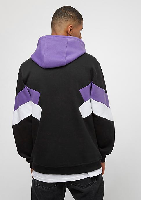 SNIPES Block Basic Logo black/purple/white