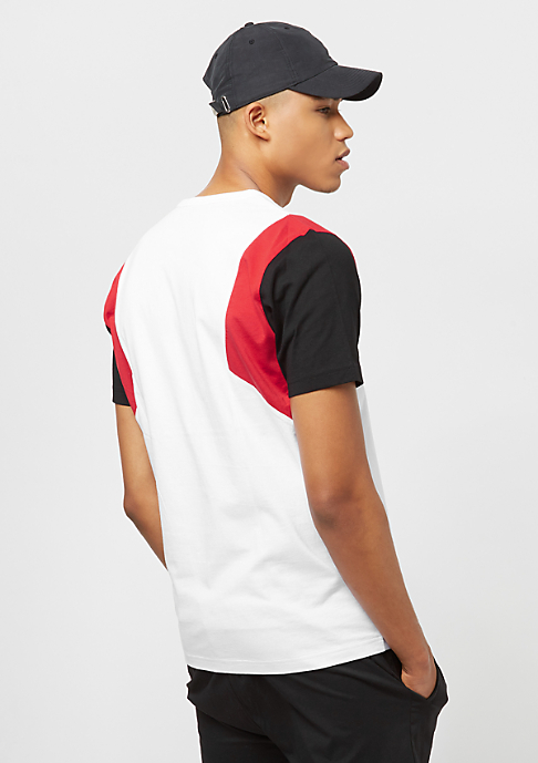 SNIPES Block Basic Logo white/black/red