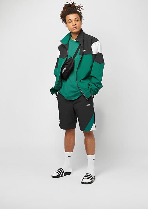 SNIPES Block Chest Logo black/white/evergreen