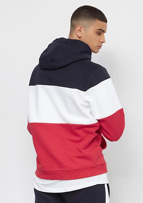 SNIPES Block navy/white/red