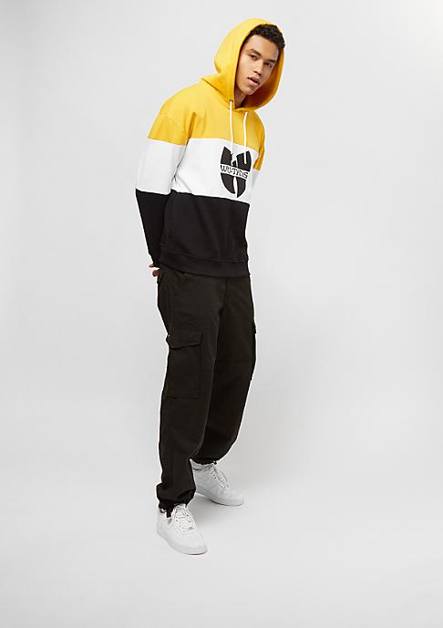 Wu-Wear Block black/white/yellow