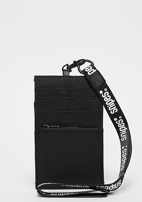 SNIPES Card Holder black